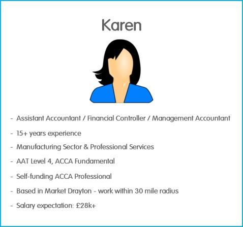 Karen - Accountant
